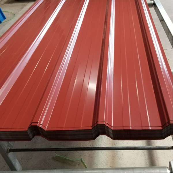 IBR Aluminum Roofing Sheets In Ghana